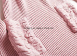 De roze Kleren van de Verbindingsdraad van Vrouwen `S Gebreide