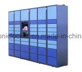 Armadio di consegna del pacchetto personalizzato metallo elettronico