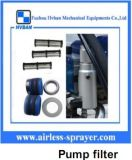 Pompe à piston pour la machine privée d'air de peinture