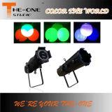 Warmer weißer Punkt-Profil-Punkt der Farben-LED Leko/Farben-Profil-Licht