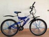 Bicicleta da montanha com suspensão traseira M013