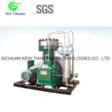 5nm3/H Compressor van Diaprhagm van het Gas van het Krypton van het Gas van de capaciteit de Zeldzame