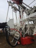 Equipamento de perfuração multifuncional de campo petrolífero com construção de sistemas de drenagem