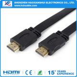 イーサネットの5FT高速HDMIのケーブル