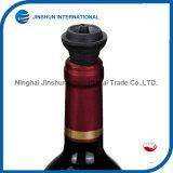ストッパーが付いているステンレス鋼の真空のワインの節約器ポンプはセットした