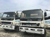 يستعمل [إيسوزو] خرسانة [سمنت ميإكسر] شاحنة /Japanese [كنكرت ميإكسر] شاحنة لأنّ عمليّة بيع