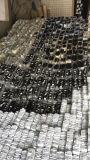 Perfil material da extrusão da liga de alumínio da divisória de Iraque para a porta e o indicador (01 séries)