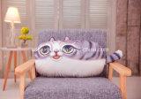 Довольно различная форменный декоративная подушка хлопка