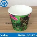 Cuvettes mises en pot de beau papier de prix usine de fournisseur de la Chine