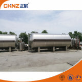 Tanks van de Opslag van het Roestvrij staal van de fabriek de Prijs Aangepaste Vloeibare