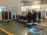 tipo al aire libre transformador corriente del petróleo de 33kv/72.5kv/123kv/145kv 50Hz/60Hz con el rectángulo que agrupa