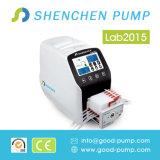 Lab2015 gli ABS 0.007-380ml/Min pompa peristaltica di portata