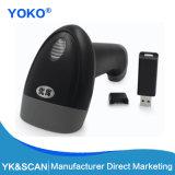 Scanner sans fil de code barres de CCD de 1d Suppermarket