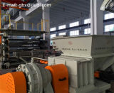 Linha de produção da extrusora de folha da amassadeira do parafuso da alta qualidade única