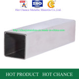Tubo rectangular del acero inoxidable de ASTM A554