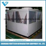 Refrigeratore modulare della vite raffreddato aria calda di vendita