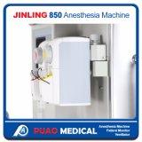 Máquina do Anaesthesia do uso do hospital, máquina chinesa de Anestesia da inalação (JINLING-850)