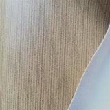 Faux Cork PU Cuir pour décoration de sol Hx-F1714