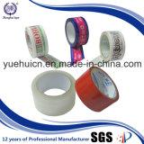 Cinta adhesiva muy fuerte del embalaje para el rectángulo pesado del lacre