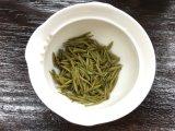 Tè giallo di colore giallo del germoglio di Mengding