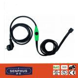 L'antigel de pipe protègent le GS de câble chauffant et le certificat de la CE