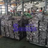 짐짝으로 만들 기계를 재생하는 폐기물 금속 철 알루미늄 구리