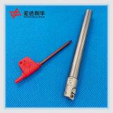 Carboneto de tungstênio Ros aborrecidos com cabeça de trituração Exchangeable da ferramenta