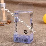 Fabricantes de empaquetado plegables del rectángulo plástico del animal doméstico del diseño promocional del regalo