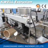 Línea de producción del tubo del PVC / máquina de soldadura del extremo para la pipa plástica