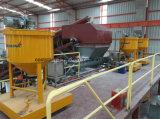 Chaîne de production de brame de pierre de quartz d'aggloméré et machine de presse