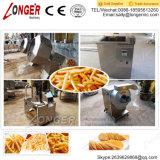 Pommes chips semi-automatiques industrielles commerciales faisant la machine