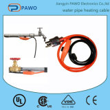 Cabo de aquecimento da tubulação de água do PVC de Pawo para o calefator de derretimento da neve