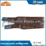 Imbracatura tessuta piana della tessitura del poliestere, imbracatura di sollevamento di vetro