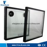 セリウムとガラス安全空ガラスか和らげられた薄板にされた染められた反射建物