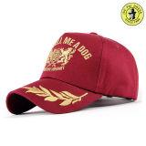 La última gorra de béisbol modificada para requisitos particulares Flexfit del deporte de la venta al por mayor