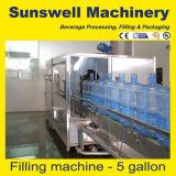 5ガロンの蒸留水の充填機のための熱い販売及び品質かプラントまたは装置