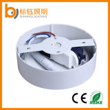 Round Surface Mounted LED Panel Light 6W lâmpada de teto