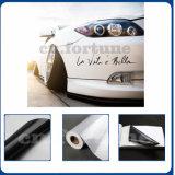 Colagem lustrosa do vinil autoadesivo para a impressão de Digitas da etiqueta do carro