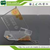 顧客の写真の印刷を用いるクレジットカードUSB/USBの棒