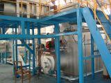 Residuos de caucho Reycling a 15ton aceite de pirólisis de la planta respetuosa del medio ambiente