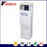 Телефон коробки Knem-25 Kntech Sos аварийного вызова башни индикатора