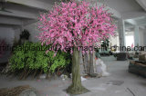 Albero artificiale del fiore della ciliegia di vendita calda per la decorazione di cerimonia nuziale