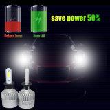 LED車ライトヘッドライトS2 H3の穂軸8000lm 72W車LEDのヘッドライトのヘッドライト