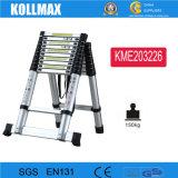 De goedkope Ladder van het A van het Aluminium Telescopische