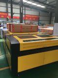 Cortadora del laser del CNC del CO2 1090 para el cuero de acrílico de /Wood/