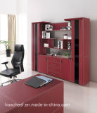 Самомоднейший универсальный популярный Bookcase с кожей PVC (C1)