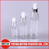 Hotsale 250mlの透過円形のプラスチックびん(ZY01-B092)