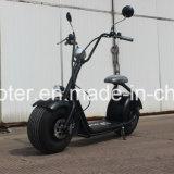 독일을%s Coc 전기 스쿠터 뚱뚱한 타이어 1000W 60V Harley
