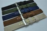Riem van de Band van het Horloge van de Infanterie van de kwaliteit de Militaire Waterdichte Nylon