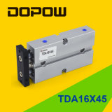 Dopow Tn Tda16-40 Twin-Rod Cylinder Bore Double Action